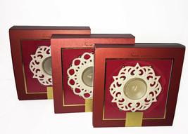 Lenox Snow Lights Votives Set of 3 Boxes (2 Sparkle & 1 Shimmer) Candles... - $29.69
