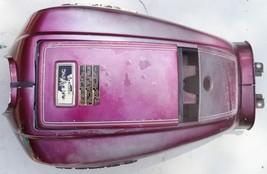 '82 GL 1100 GL1100 Gold Wing SHELTER FALSE GAS TANK TRUNK STORAGE HONDA ... - $45.64