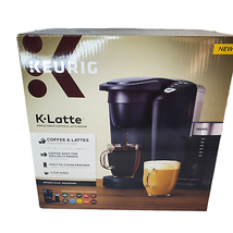 Keurig K-Latte Coffee Maker with Milk Frother, Compatible with all K-Cup Pods - $139.98