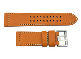 Luminox 1924 1944 Atacama Field 26mm Watch Band Strap Honey Tan Leather  - $69.95