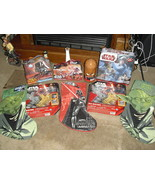 Star Wars Collection lot of 4 puzzles 3 stocking and 2 box busters All b... - $35.63