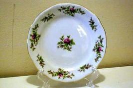 Johann Haviland Traditions Moss Rose Bread Plate - $2.76