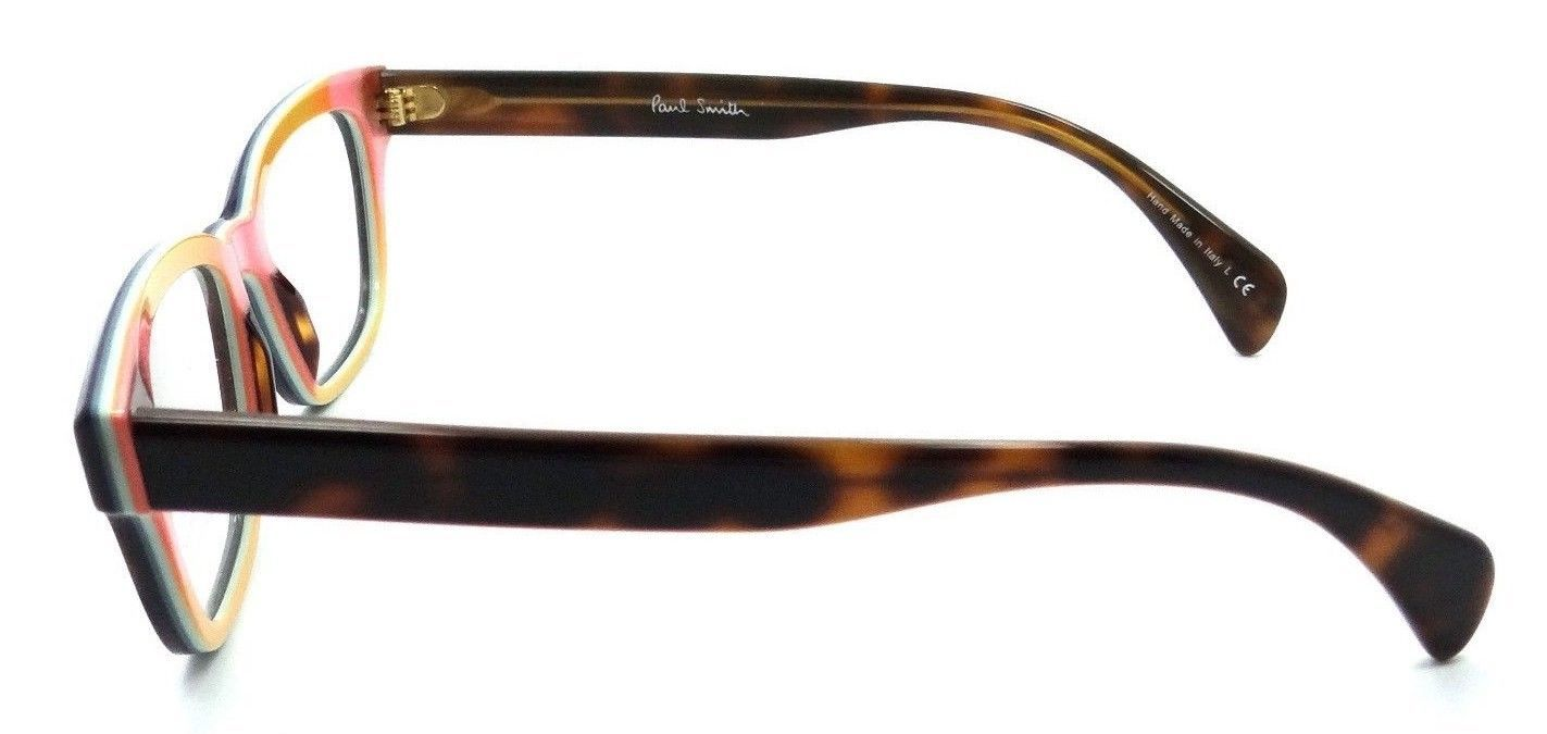 47ce11d682f Paul Smith Rx Eyeglasses Frames PM 8193 1617 49x17 Whitley Deluxe Artists  Stripe