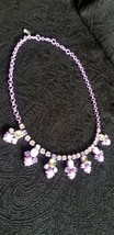 CREWCUTS by J. CREW  Lovely Lavender Necklace - $12.00