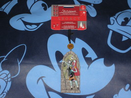 JACK and SALLY Disney Sketchbook LEGACY Ornament.. Brand New. - $24.74