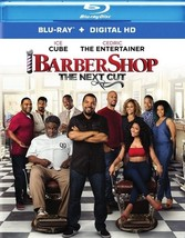 Barbershop-Next Cut (Blu-Ray/Digital Hd/Ultraviolet)