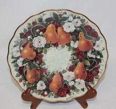 Glynda Turley Golden Splendor Harvest Bradford Exchange Collector Plate ... - $17.42
