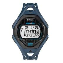 Timex IRONMAN® Sleek 30 Full-Size Watch - Blue - $55.34