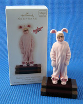 Hallmark Keepsake Magic Sound 2009 A Christmas Story Ralphie's Pink Nigh... - $65.41