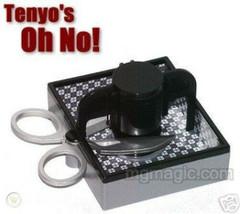 Oh No! Bio Shock Illusion Tenyo Close Up Magic Trick Japanese packing C ... - $39.99