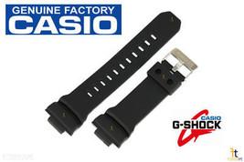 Casio G-Shock 10400762 Original Factory Black Rubber Watch Band GA-200 GA-201 - $38.65