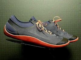 Women's Rockport Navy Blue Unconstructed Casual Sport Sneaker Sz. 41/9.5 MINT! - $43.29 CAD