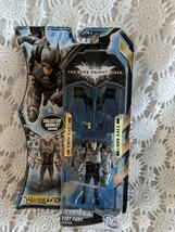 Quick Tek The Dark Knight Fist Fury Bane Action Figure 2011 - $12.60
