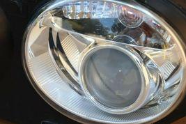 04-07 Jaguar XJ8 XJR VDP Headlight Lamp HID Xenon Driver Left LH - POLISHED image 9