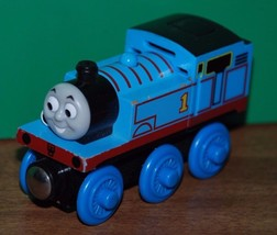 Thomas And Friends Wooden Railway Lights & Sounds Thomas Train Car Rare!! - $14.95