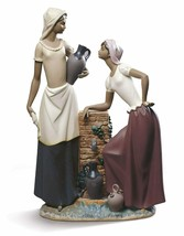 Nao by Lladro 02012026 Talking Porcelain Figurine Gres New  - $524.70
