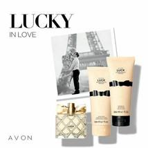 Avon Luck For Her Trinity Gift Set - $55.42