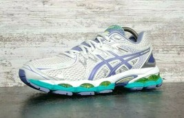Womens Asics Gel Nimbus 16 Running Shoes SZ 8.5 40 B Used Sneakers Trainers - $38.12