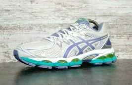Womens Asics Gel Nimbus 16 Running Shoes SZ 8.5 40 B Used Sneakers Trainers image 1