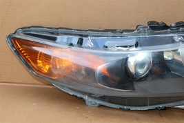 09-14 Acura TSX HID Xenon Headlight Head Light Passenger Right RH image 2