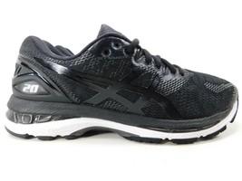 Asics Gel Nimbus 20 Size US 9 M (B) EU 40.5 Women's Running Shoes Black ... - $70.84