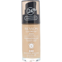 Revlon Colorstay Makeup Combination/Oily SPF 15 - 240 Medium Beige - $8.29