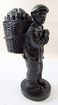 Irish Turfman Statue Figurine Crafted from Turf from Ireland, 7 Inch Tall - $51.21