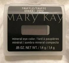 Nib Mary Kay Mineral Eye Color Eyeshadow Truffle Discontinued Free Ship! - $8.90