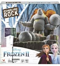 Spin Master - Frozen II Rumbling Rock Action Kids Board Game - $22.14