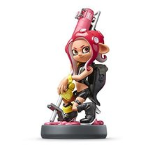 Nintendo Splatoon Series - Octoling Girl Amiibo Japan Import [video game] - $29.71