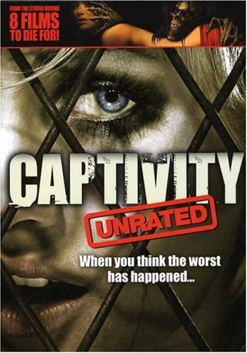 Captivity (Unrated Widescreen Edition) (2007) DVD