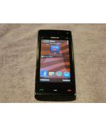 Nokia X6 x6-00 3G Wi-Fi GPS 5MP Original Touchscreen Cell Phone   - $26.03