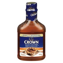 3PACK Crown Golden Corn Syrup From Canada -500 ML/16.9oz - FRESH & DELIC... - $35.39