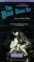 The Bad Sleep Well [VHS] [VHS Tape]