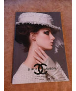 Chanel 31 Rue Cambon Fashion Catalog 8 Karl Lagerfeld Photos; Chanel 100... - $95.00