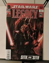 Star Wars Legacy #27 aug 2008 - $4.50