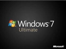 WINDOWS 7 ULTIMATE ORIGINAL LICENSE OEM KEY AND DOWNLOAD LINK - $13.99
