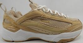 Tony Little Cheeks X-Band Women's Athletic Shoes Size US 7.5 M (B)  Beige