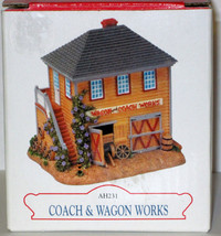 MIB 2001 LIBERTY FALLS COACH & WAGON WORKS AH231 Americana Collection Vi... - $11.88