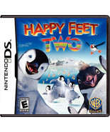 Happy Feet Two DS Game  Brand New - $8.19
