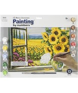 """Paint By Number Kit 15.375""""X11.25""""-Harvest Time - $12.59"""