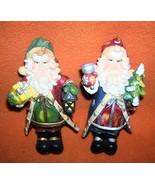 Jubilee Giftware Resin Santa Claus Figurines Set 2   UPC:710534487580 - $8.91