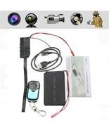 HD 1080P DIY Module Camera Video MINI DV DVR Motion w/ Remote Control - £21.53 GBP+