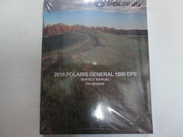 2016 Polaris General 1000 Eps Service Repair Shop Manual Brand New Factory - $168.25