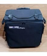 Crop In Style NA Navigator Rolling Crafts & Scrapbooking Tote, Case, Bag... - $49.45