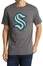 Seattle Kraken Mens NHL Graphic Logo Short Sleeve T-Shirt - XL & Large - NWT - $17.99
