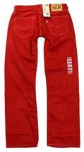 Levi's Strauss 514 Men's Original Slim Fit Straight Leg Jeans 514-0445 image 3
