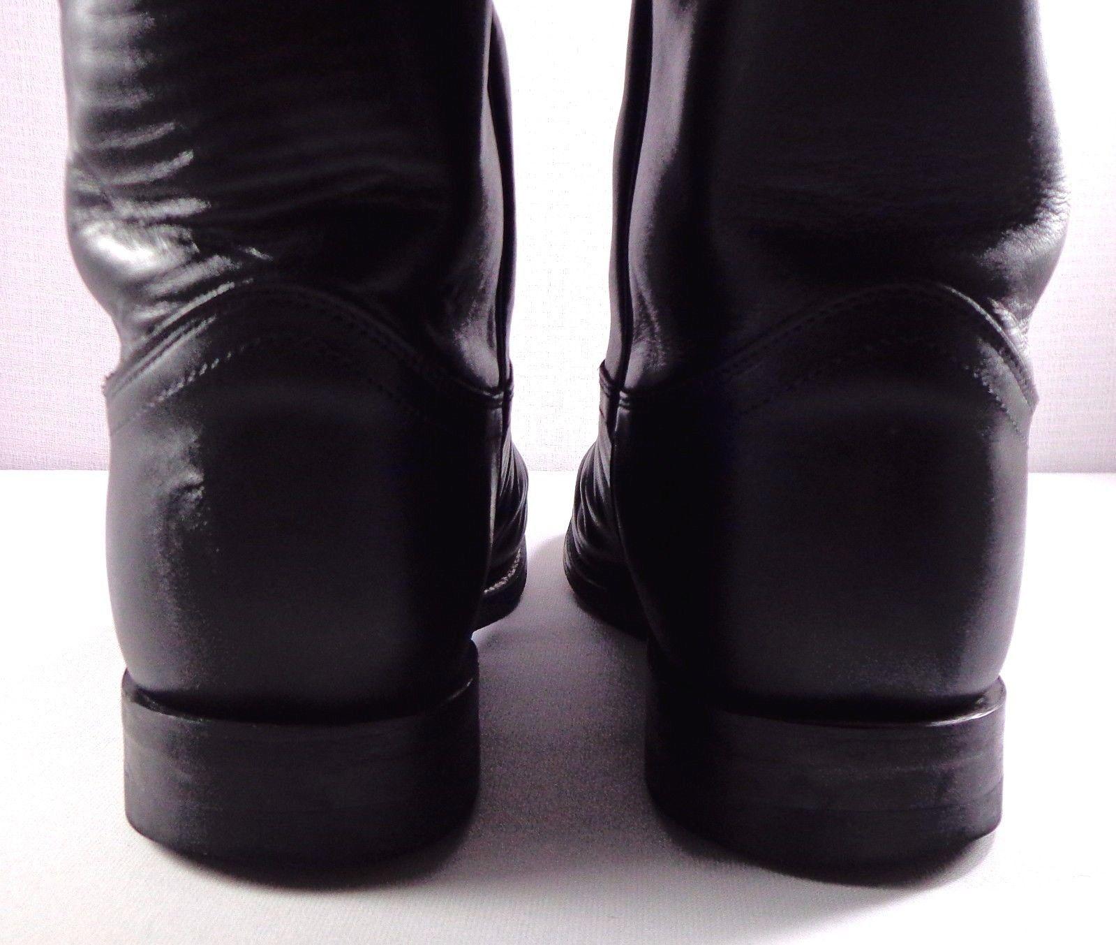 0c9404bdb0b Justin Roper Cowboy Boots Men's Black and 50 similar items