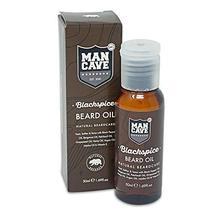 ManCave Black Spice Beard Oil, 1.69 oz image 7