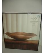 Lenox Organics Copper Low Bowl in Box - $46.79